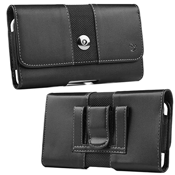 Amazon com: Luxmo Holster Compatible with ZTE ZFive G LTE