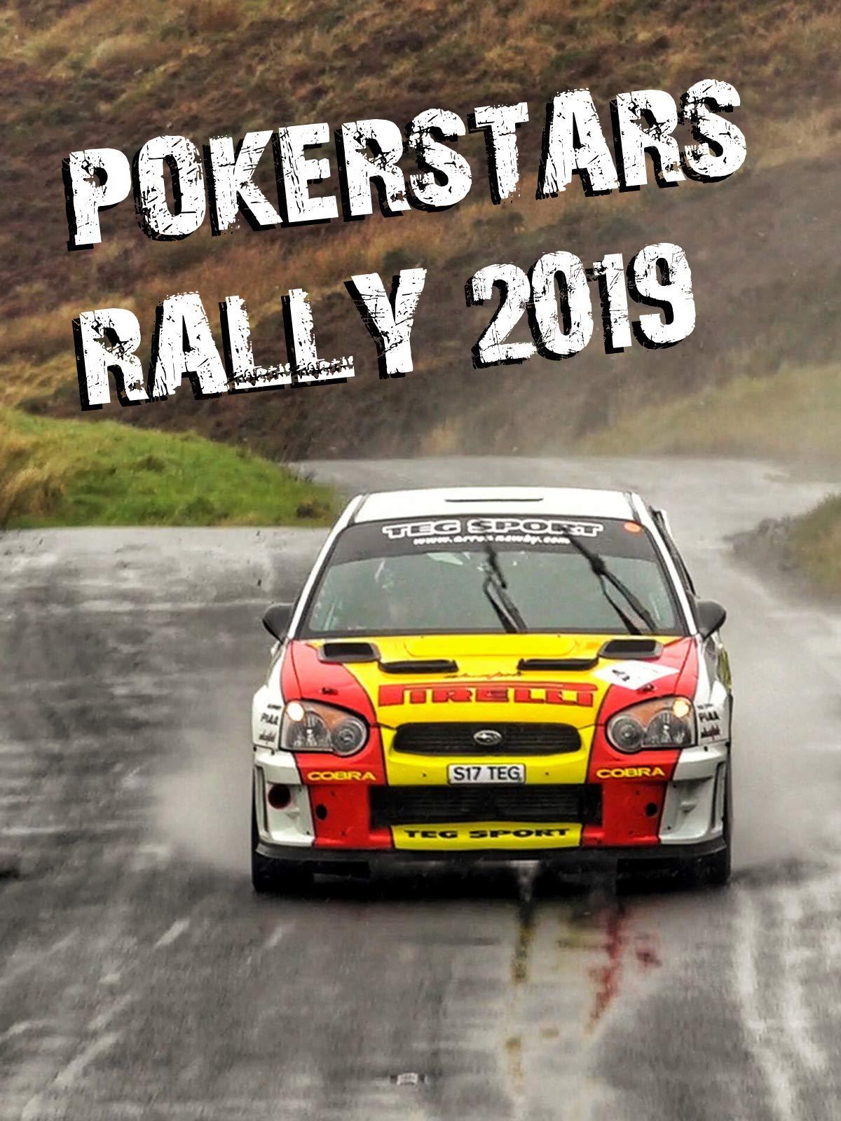 Pokerstars Rally 2019 on Amazon Prime Video UK