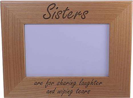 Amazon.com: Hermanas son para compartir risas y desgarros de ...