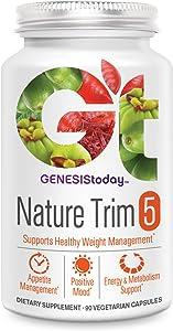 Genesis Today, Nature Trim 5, 90 Count