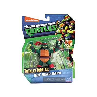Teenage Mutant Ninja Turtles Totally Turtles Brothers - Hot Head Raph