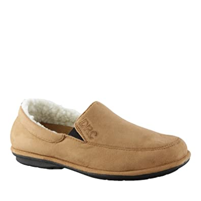 d3ad1ac6e34cc Dr. Comfort Men s Relax Therapeutic Slippers Camel