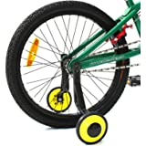 "CyclingDeal Kids Bicycle Bike Training Wheels 20"""