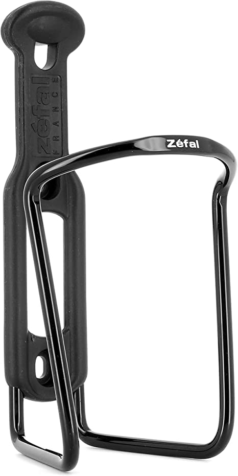 Clarks Alloy Bottle Cage w//Bolts Silver