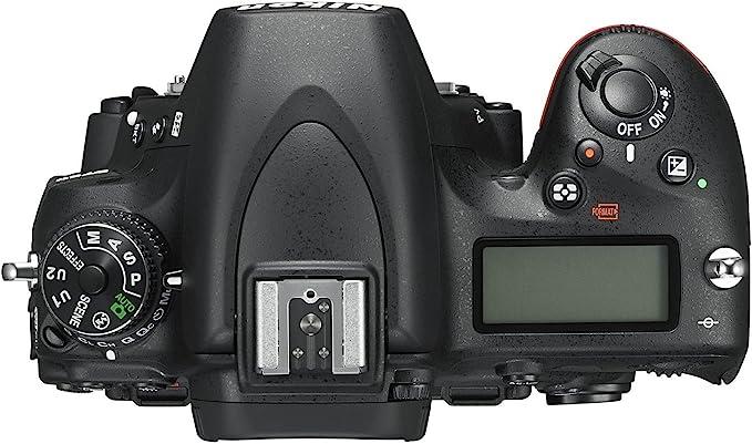 Nikon D750 - Cámara réflex digital de 24.3 Mp (pantalla 3.2 ...