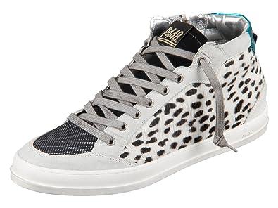 90e793675fe7d8 P448 Women s A7 Love Bs Cheetah High Top Sneaker  Amazon.co.uk ...