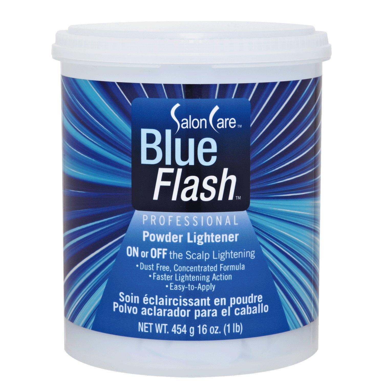 Blue Flash Powder Lightener SALON CARE/HYDROX