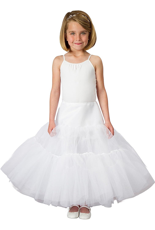 ❤ 8-Layers Beauty Bridal Petticoat Crinoline Long Wedding Dress Underskirt