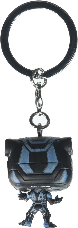 Funko Pocket Pop-Porte-Cl/é-Marvel-Black Panther GITD 4 cm 24082-PDQ