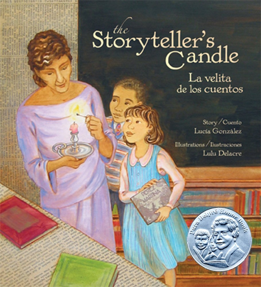 Latinx books: The Storyteller's Candle