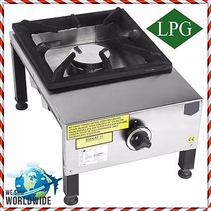 Amazon.com: PROPANE GAS Commercial Kitchen Equipment Heavy ...