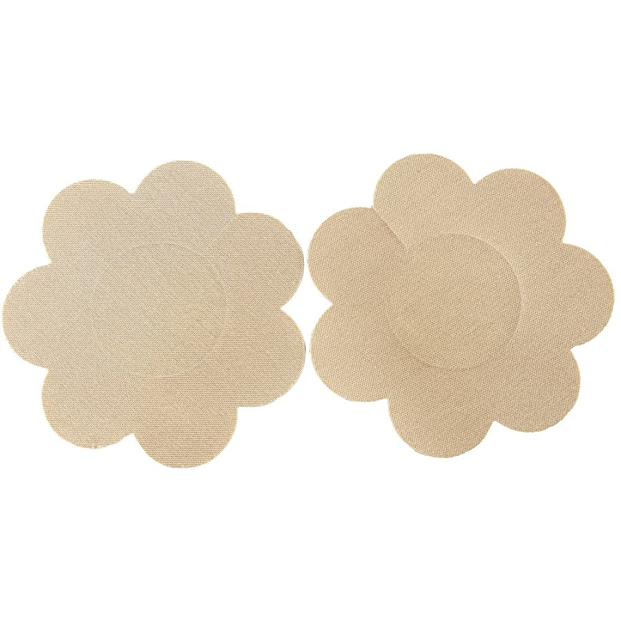 28a7b7ef9807b Ayliss 10Pairs Sexy Flower Pasties Breast Nipple Cover Stick on Bra  Disposable