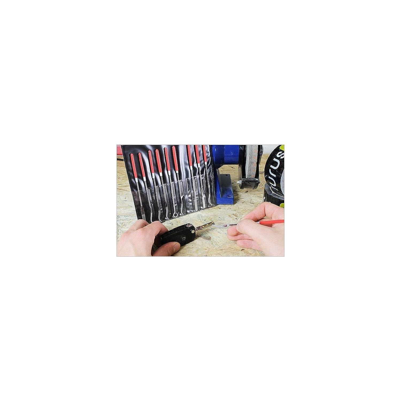 YATO YT-6145 diamante archivo aguja set 10pcs 3x140x25mm