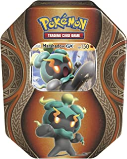 product image for Pokemon Cards 728192488894 Pokemon 2017 Fall Tin Mysterious Powers Tin with Marshadow-Gx