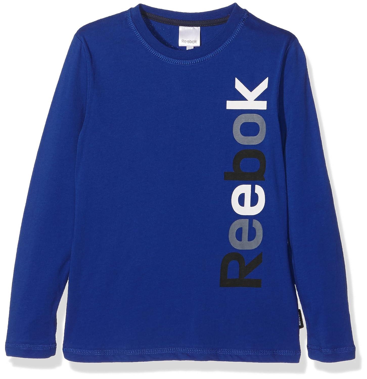 Reebok Boy's Long Sleeve T-Shirt