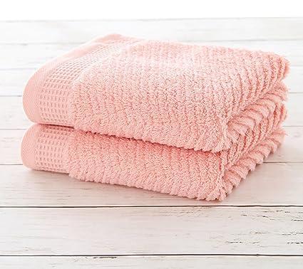Luxury Home & Hotel y Spa toallas de algodón grueso y absorbente mano y toalla de