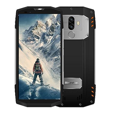 """Outdoor Smartphone, Blackview BV9000 Pro Smartphone de 5.7""""(RAM de 6 GB,"""