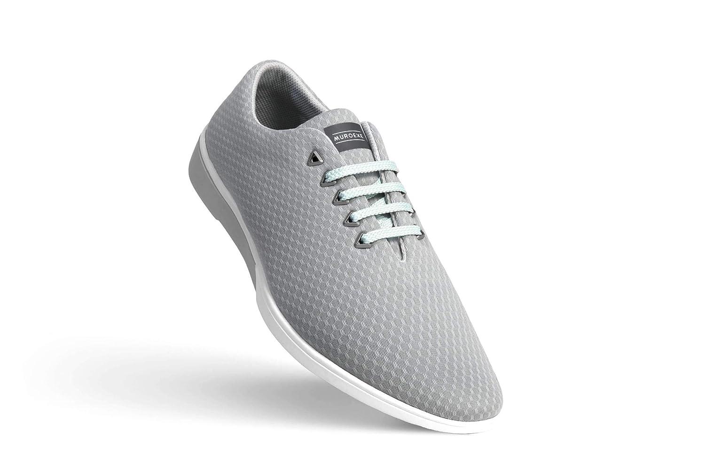 MUROEXE - QUARZO COLD GREY Zapatilla de rejilla técnica (41): Amazon.es: Zapatos y complementos