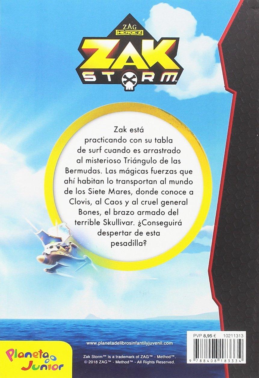 Zak Storm. Orígenes. Primera parte: Narrativa 1: Amazon.es: Zak Storm, Editorial Planeta S. A.: Libros