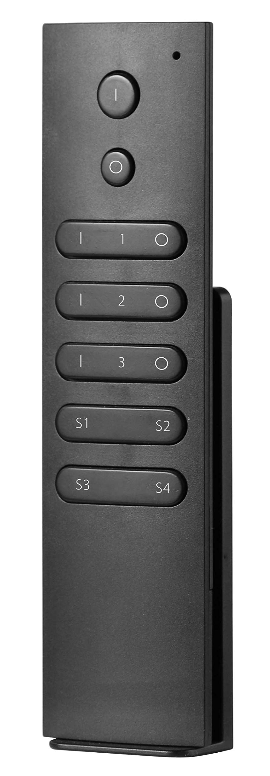RGBgenie ZigBee 3.0 Remote and Dimmer, 3 Zones, On/off and Brightness Control, Control 30 Devices, Works with Philips Hue. ZB-5003
