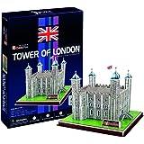 Puzzle 40 pièces - Puzzle 3D - Tower of London