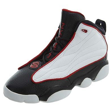 d3ec6f9b234ee0 Nike Jordan Boy s Pro Strong Boys Basketball-Shoes 407485-005 3Y - Black  Varsity