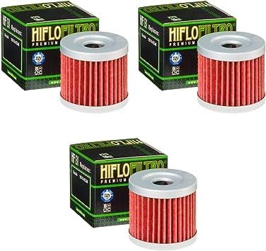 Hiflofiltro HF131-2 2 Pack Premium Oil Filter 2 Pack