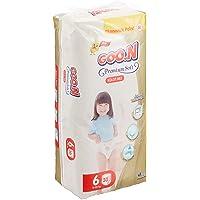 Goon Premium Soft Külot Bez, 6 Beden, Ekonomik Paket, 30 Adet, Beyaz