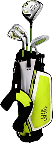 Club Champ Junior DTP Designed to Play Golf Set Right Hand