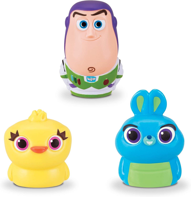 B07KY59ZVH Toy Story Disney Pixar 4 Finger Puppets - 3 Pack - Buzz Lightyear, Bunny, Ducky 71smFuwfYOL