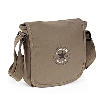 891001f60fa Converse Shoulder Flap Bag, Small, Unisex, Umhängetasche Small Flap Bag,  Converse Surplus