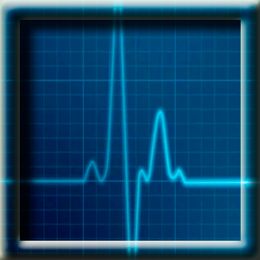 Heartbeat Healthy ECG Live (Animated Heart Beat)