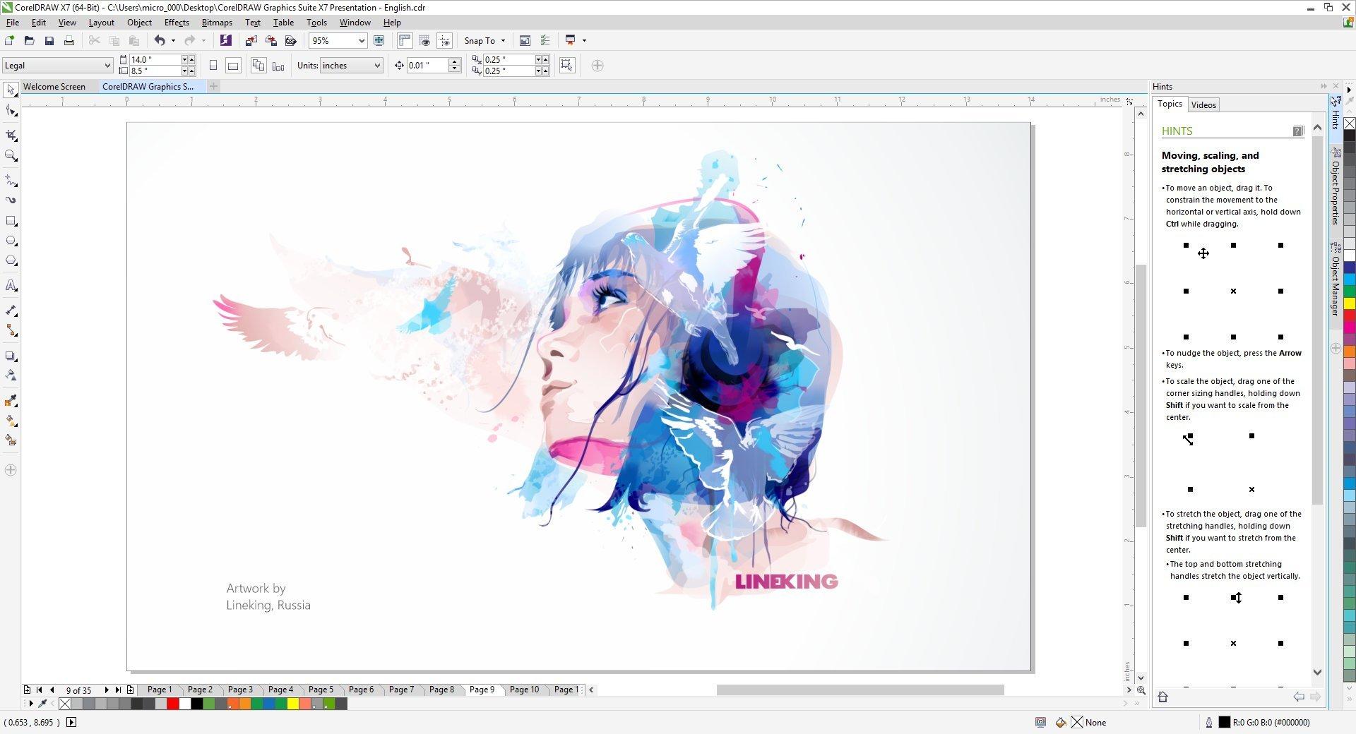Coreldraw Graphics Suite X7 Download Import It All