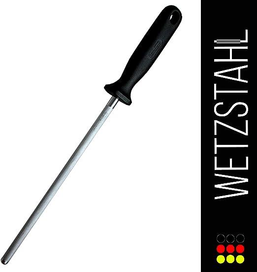 GERMANY CHROM WANADIUM SOLINGEN Wetzstahl//Messerschärfer 20 cm