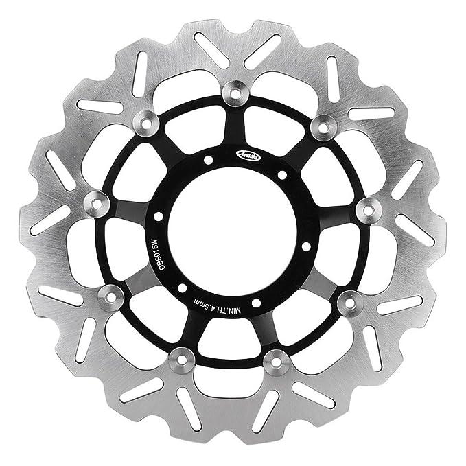 amazon gzyf front brake disc disc rotors for honda cbr 600rr 2015 Sport Bikes amazon gzyf front brake disc disc rotors for honda cbr 600rr 2003 2013 f5 black automotive
