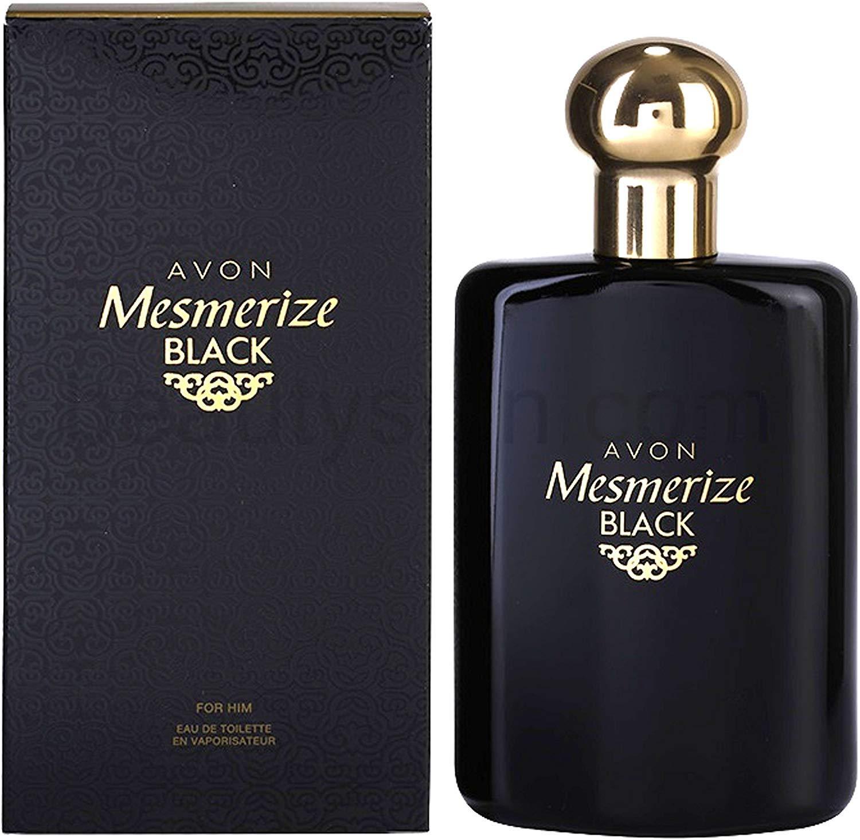Avon Mesmerize Black for Him Eau de Toilette