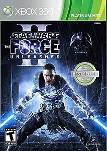 Star Wars: The Force Unleashed II Platinum edition - Xbox 360 (Renewed)