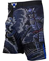 Raven Fightwear Men's Water Element MMA Fight Shorts