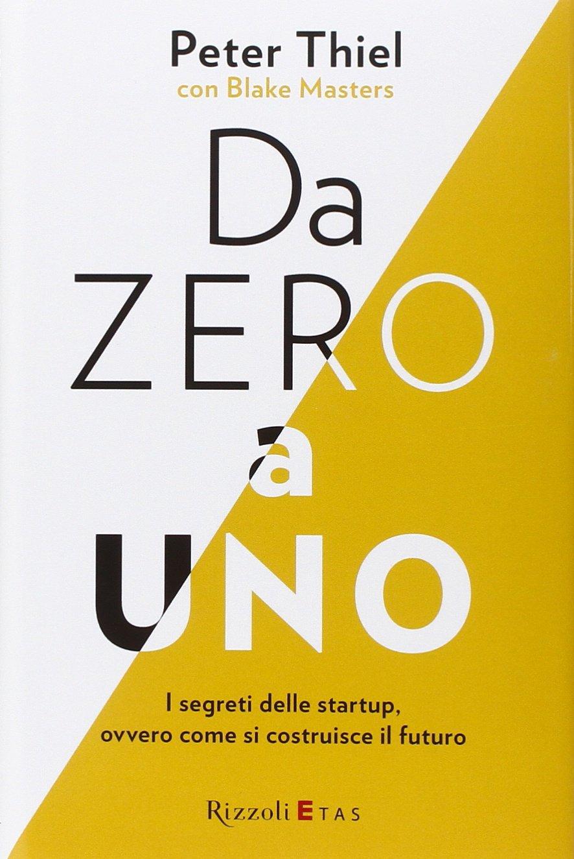 Copertina Libro Da zero a uno