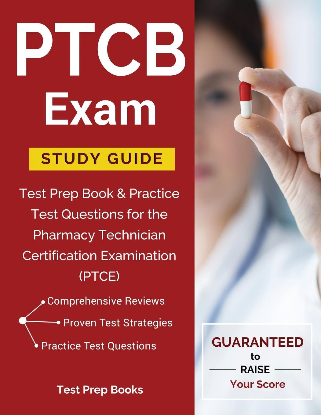 Buy Ptcb Exam Study Guide Test Prep Book Practice Test Questions