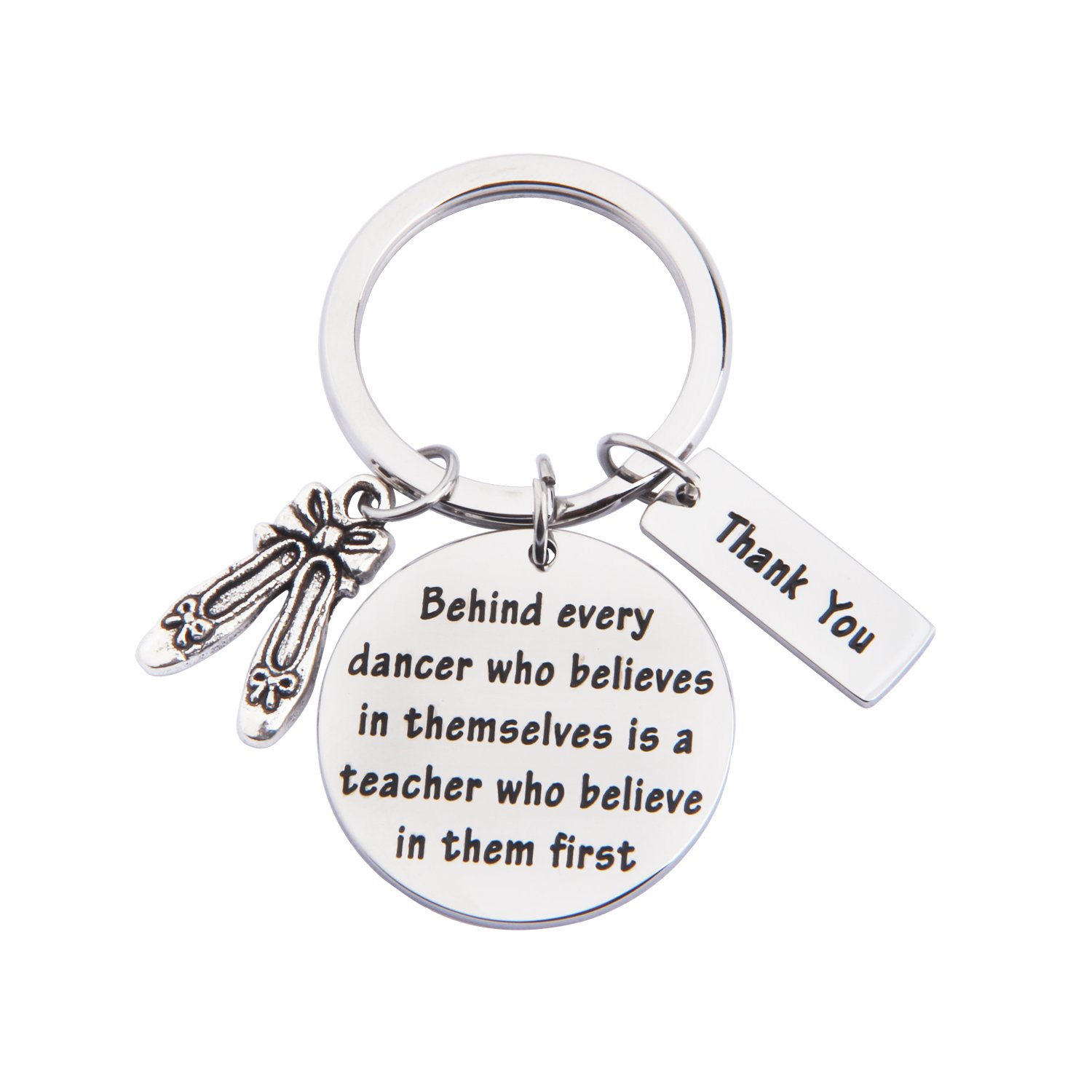 MAOFAED Dance Teacher Gift Cheer Coach Gift Dance Team Gift Dance Teacher Appreciation Gift (KR-Dance Teacher Gift)