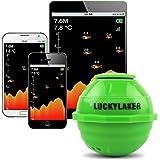 LUCKY Fischfinder Intelligenz Sonar WiFi Sea Fish erkennen Finder Angeln Sonar Android iOS