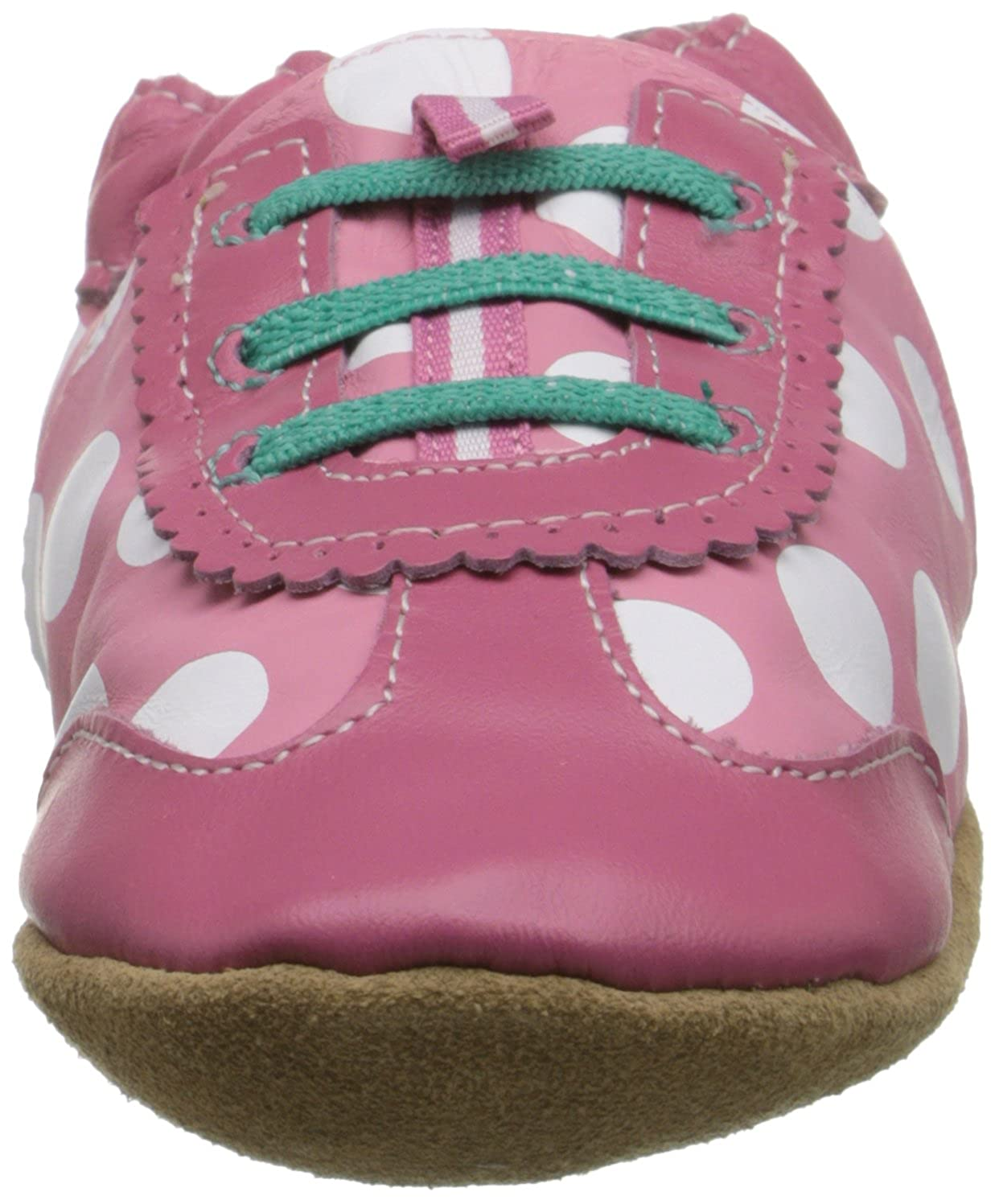 Robeez Dotted Dolly Crib Shoe Infant