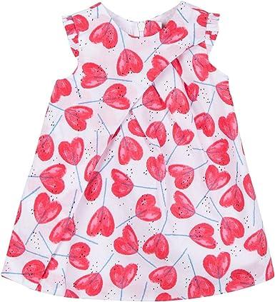 Catimini Robe Percal Imp Multicolore Imprime 4 Ans Taille Fabricant 4a Bebe Fille Amazon Fr Vetements Et Accessoires