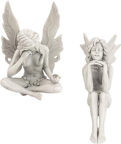 Design Toscano PD91546 The Secret Garden Fairy Statue