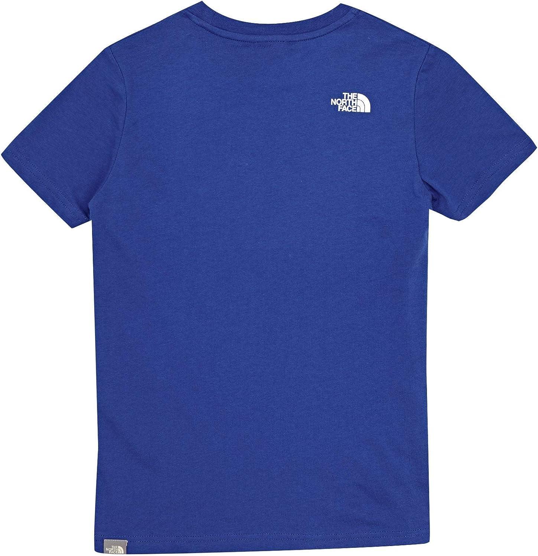 The North Face Y S//S T Camiseta Simple Dome Juventud//Junior