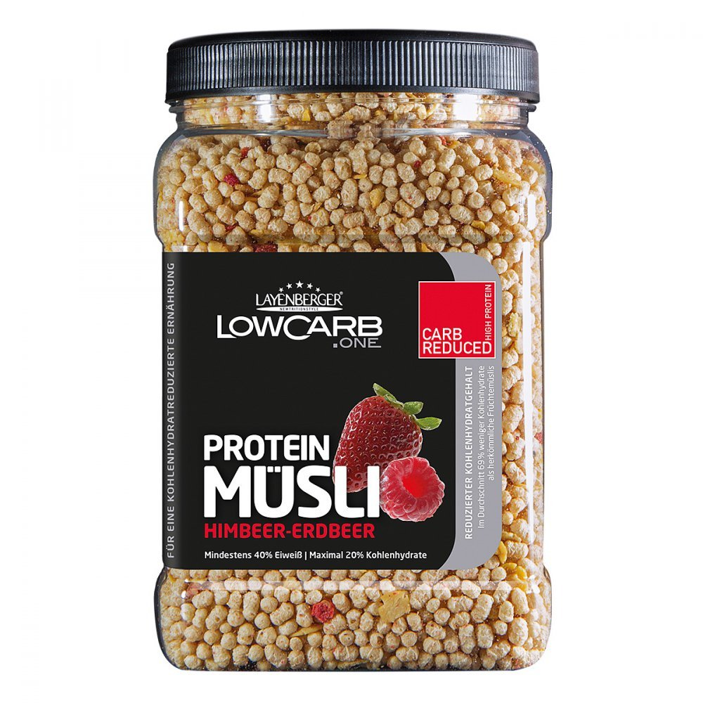 Lowcarb layenberger. one proteínas diseño de paquete de cereales colour rosa-de fresa, 565 G: Amazon.es: Salud y cuidado personal