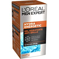 L'Oréal Paris Men Expert Hydra Energetic Gel Hidratante Anti-Brillo 50 ml