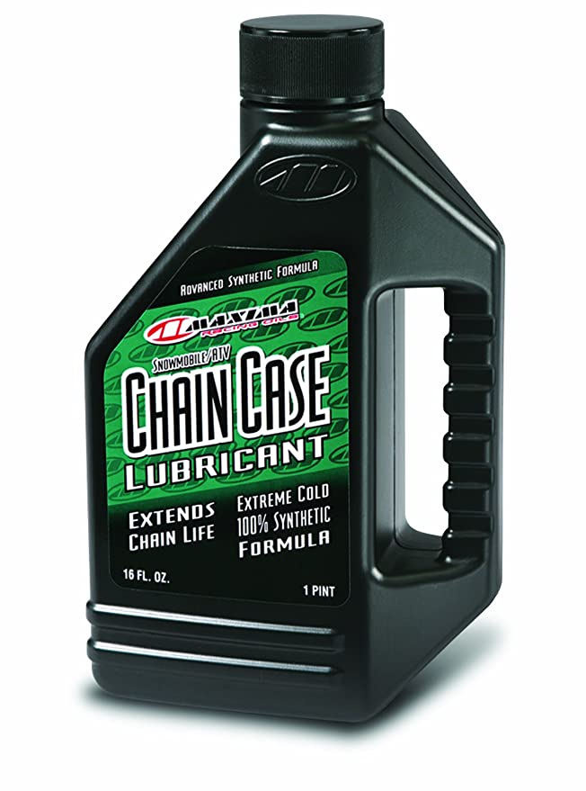 Maxima 45916 Synthetic Chain Case Lubricant For Atvsnowmobile 16