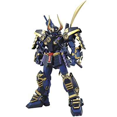 Bandai Hobby Musha Gundam MK-II Bandai Master Grade Action Figure: Toys & Games